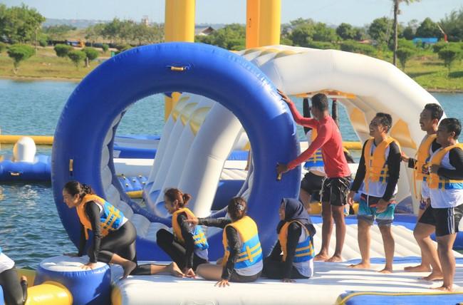 Wisata Aqualand Bali Wake Park