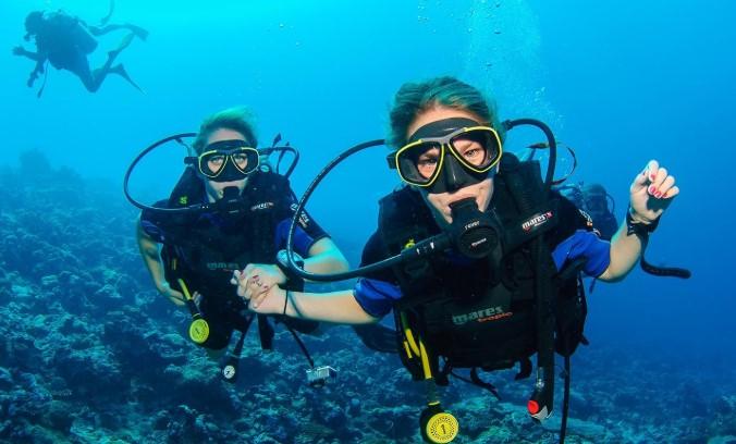 harga diving di tanjung benoa