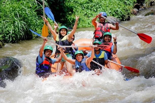 harga rafting di ubud