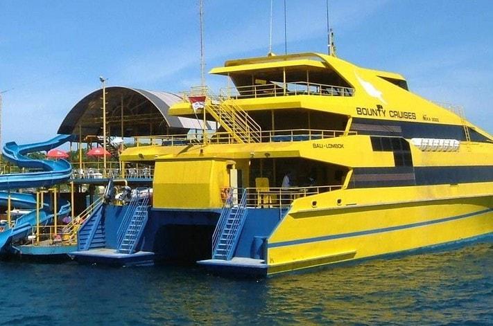 kapal pesiar bounty day cruise bali