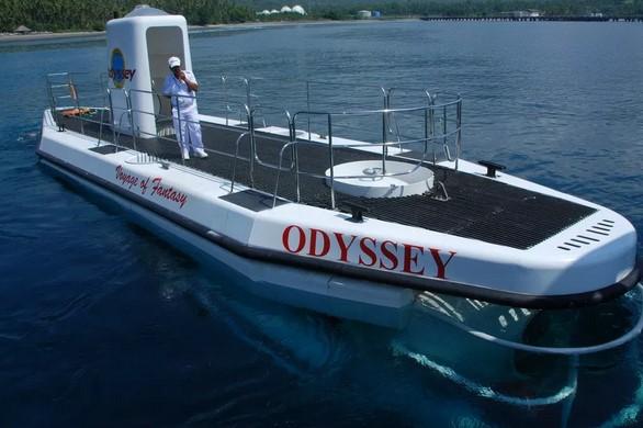 menyelam bersama odyssey submarine bali